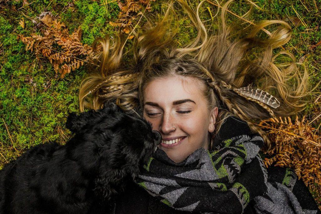 tiergestützte therapie durch deinen hund
